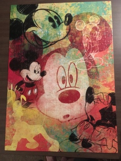 """The first word Mickey Mouse ever said on-screen was """"hot dog"""" (also spelled hotdog). The more you know..."""